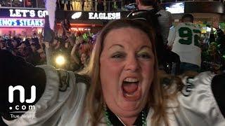 Eagles fans react to Zach Ertz's touchdown call