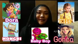 Video Dubbernya DORA, ELIF, GONCA, HONGBI Cloud Bread, Baby Bob Barney, PJ MASK, Dll MP3, 3GP, MP4, WEBM, AVI, FLV Maret 2019