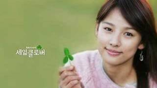 A song from one of Lee Hyori's Drama called Three Leafed Clover. ^^ Really Good Drama. x)