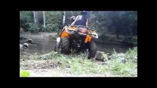 6. OFF ROAD ON BRP CAN AM OUTLANDER MAX 650