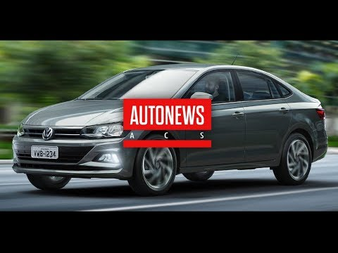 Представлен седан Volkswagen Polo нового поколения