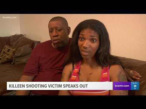 Killeen shooting victim speaks out