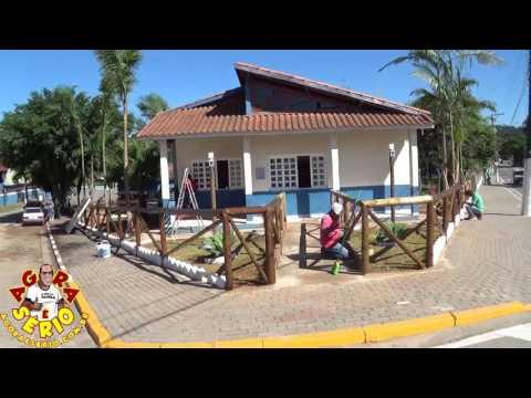 Nem Parece que é Juquitiba ? Casa do Turismo no Projeto Adote um espaço público