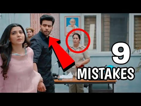 ( 9 Mistakes ) In VAIL Song (OFFICIAL VIDEO) - Mankirt Aulakh, Ft. Nimrat Khaira, Shree Brar - HSH