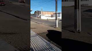 Agress�o no bairro Penha