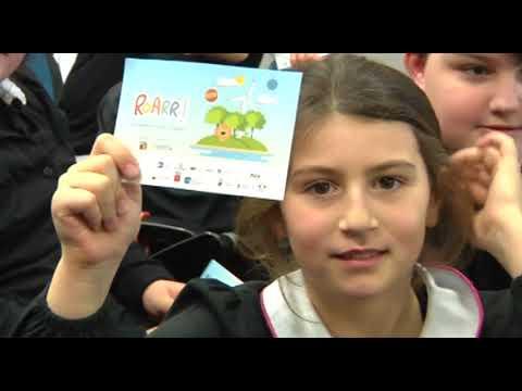 Estra e Legambiente, 150 classi per il progetto ecologico Roarr