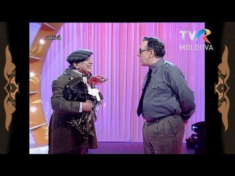 Jean Constantin şi Mihai Fotino – Curcan pentru export (video)