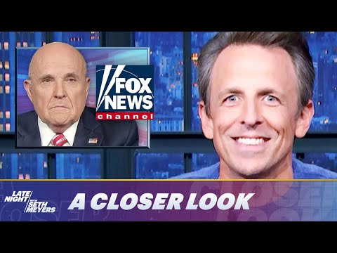 """Fox News Bans Rudy Giuliani, Arizona """"Audit"""" Humiliates Trump and GOP: A Closer Look"""