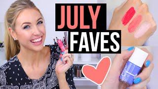 JULY BEAUTY FAVORITES || New Makeup I've Been LOVING!! by Rachhloves