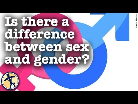 Is there a difference between sex and gender?