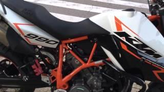 8. KTM 990 SUPERMOTO R 2012 AKRAPOVIC POWER PARTS ESPAÃ'A