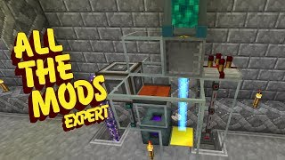 All The Mods Expert Mode - ATOMIC RECONSTRUCTOR AUTOMATION [E72] (Minecraft Expert Mod Pack)
