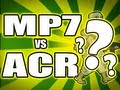 MW3 Tips & Tricks: MP7 vs ACR! - BEST GUN to use in MW3? (Modern Warfare 3)