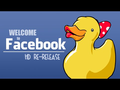 Welcome to Facebook! [HD Reupload]