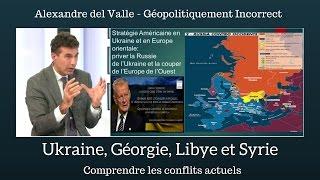 [WebTV] Ukraine, Géorgie, Libye et Syrie | Géopolitiquement Incorrect [Ep.2]