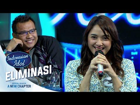 Karen Rantung Mendapatkan Pengakuan Langsung Dari Mas Anang - Elimination 1 - Indonesian Idol 2021