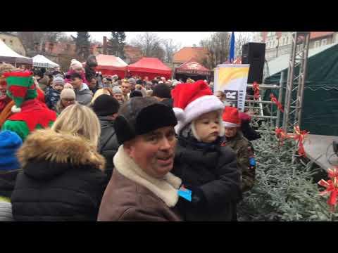Wideo1: Św. Mikołaj odwiedził Wschowę