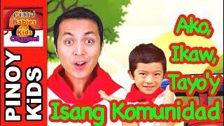 Video Ako, Ikaw, Tayo'y Isang Komunidad [Roll Over the Ocean] | Pinoy BK Channel🇵🇭 | TAGALOG PAMBATA MP3, 3GP, MP4, WEBM, AVI, FLV September 2019