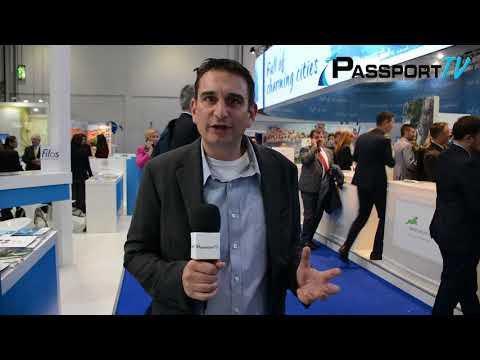 דיווח מצולם של passportTV מה-World Travel Market