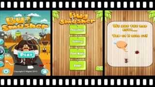 Bug Smasher YouTube video