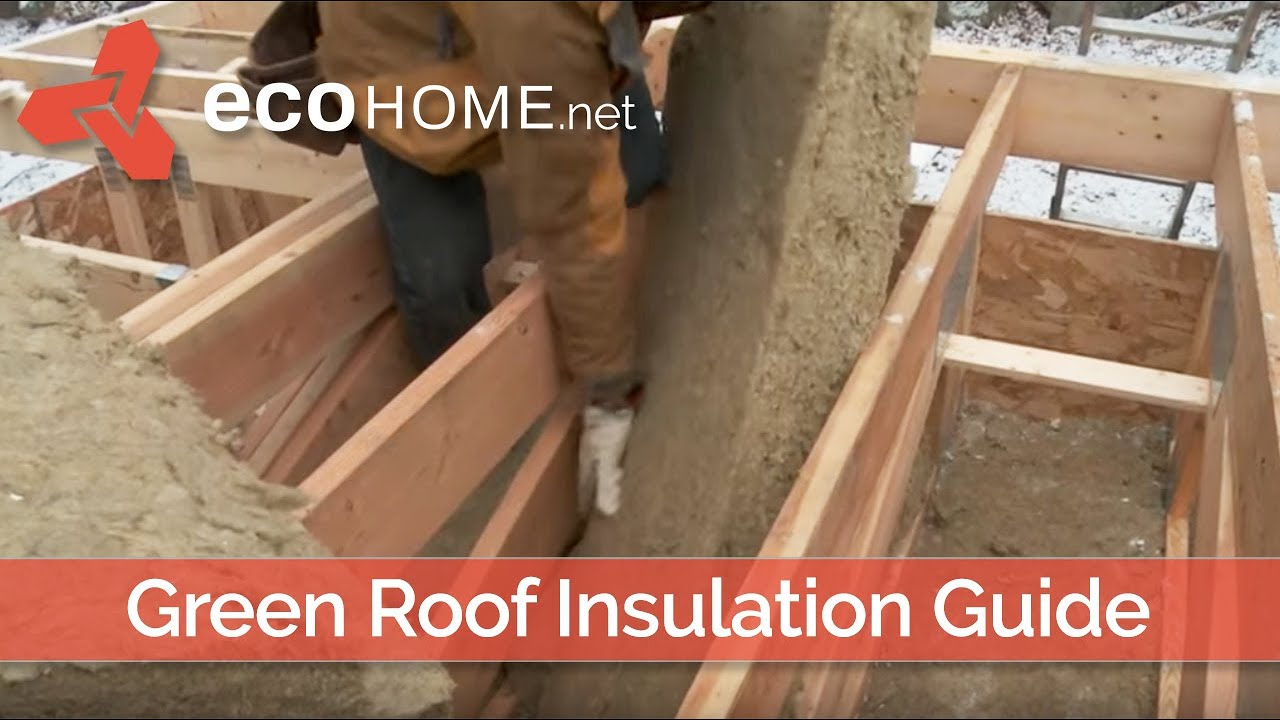Mineral wool insulation in roof green home guide ecohome for Green home guide
