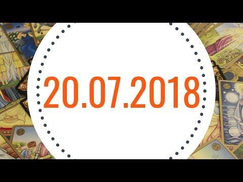 TAROT NA DZIŚ 20.07.2018 HOROSKOP NA DZIŚ CZYLI JUTRO