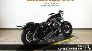 10. 2011 Harley-Davidson XL1200X - Sportster Forty-Eight  - M...