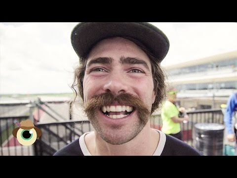 Danny Davis Behind The Scenes At X Games Austin