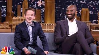 Video S.I. Kids Reporter Max Bonnstetter Interviews Kobe Bryant MP3, 3GP, MP4, WEBM, AVI, FLV Maret 2019