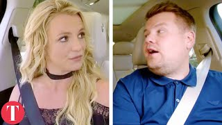 Video 10 Celebs Who Insulted James Corden On Television MP3, 3GP, MP4, WEBM, AVI, FLV Agustus 2018