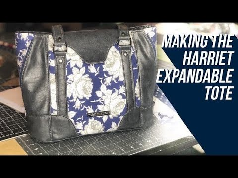 Making the Harriet by Swoon Sewing Patterns with Intro