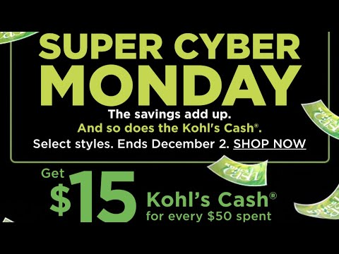 My Cyber Monday Deal 12-2