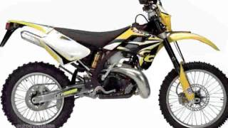 3. 2012 GAS GAS XC 200 Specs, Review