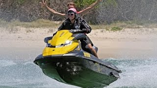 7. JetSKi TV   2015 Yamaha FX SVHO with RiDE