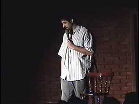 Stand up comedy de Rafinha Bastos (Papa / Vendedor)