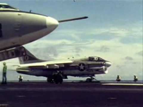 The Ling-Temco-Vought A-7 Corsair...