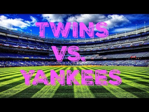 AL Wild Card Game HYPE - Twins vs  Yankees playoff HYPE!!!!
