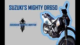 10. Suzuki DR650 - Should you Buy?