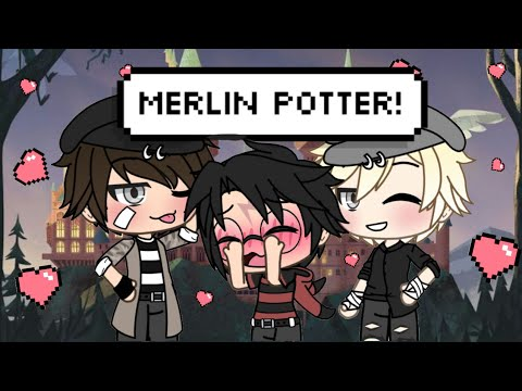 Merlin Potter! | Ep 4 | Draco's Date | Drarry | Drarry & Hedric Series |