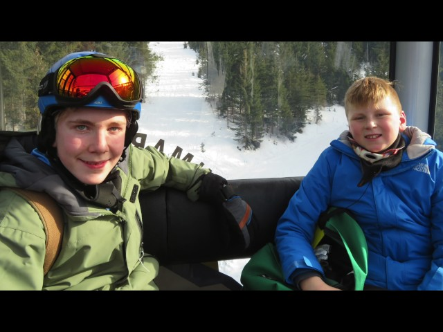 FHS Austria Ski Trip February 2017