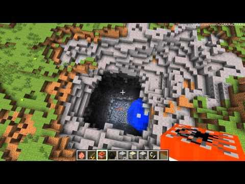🎮 Minecraft (нагружаем сервер)