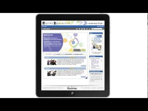 Knowledge Direct Association Learning Management System (LMS)