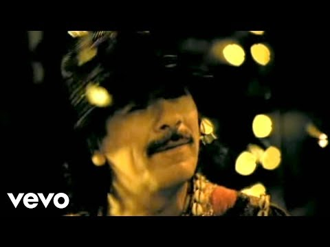 Michelle Branch & Santana - The Game of Love