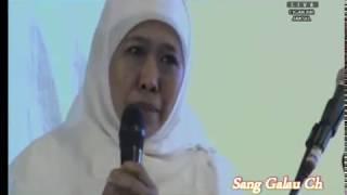 Video Khofifah ( Mensos ) Vs Gus Ipul ; Dua testimoni kewalian Gus Dur oleh Cagub Jatim MP3, 3GP, MP4, WEBM, AVI, FLV Juni 2018