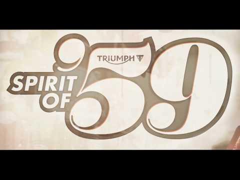 Vídeos de 'Las tres Triumph que resucitan el 'Espíritu del '59''