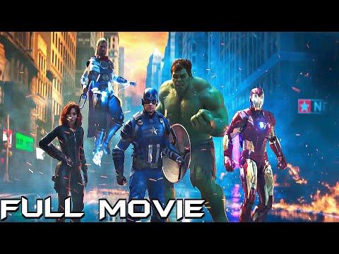 MARVEL'S AVENGERS Full Movie (1080p HD)