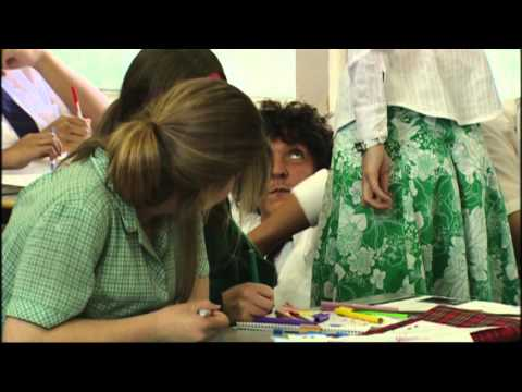 Summer Heights High (DELETED SCENE) - Jonah - Be Quiet