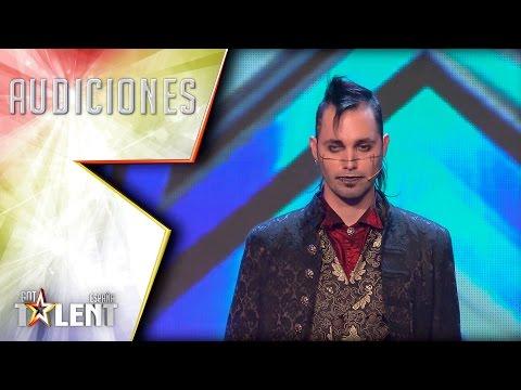 Entre la vida y la muerte | Audiciones 2 | Got Talent España 2017