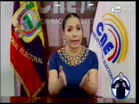 CNE convocó a elecciones 2021 para elegir presidente, asambleístas y parlamentarios