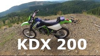 2. KDX 200 Review